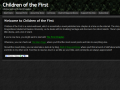 Children of the First