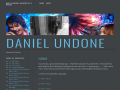 Daniel Undone - Memoirs of a Maniac