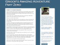 Grigor's Amazing Adventure Part Zero: Magnitudes of Awesome