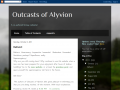 Outcasts of Alyvion - Farcry (Book 1)