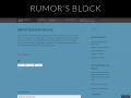 Rumor's Block