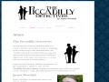 The Piccadilly Detectives
