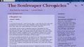 The Soulreaper Chronicles - Thieftaker (Book 1)