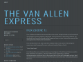 The Van Allen Express
