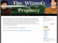 The Wizard's Prophecy