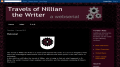 Travels of Nillian the Writer