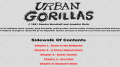 Urban Gorillas